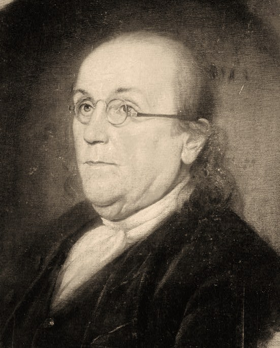 The U. S. Constitution doesn't guarantee happiness, only the pursuit of it. You have to catch up with it yourself... They who can give up essential liberty to obtain a little temporary safety deserve neither liberty nor safety... Benjamin Franklin